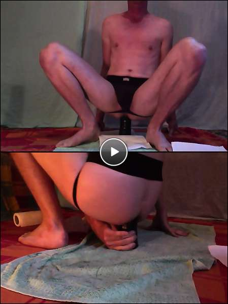 men ass sex video