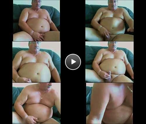 sexy gay daddies video